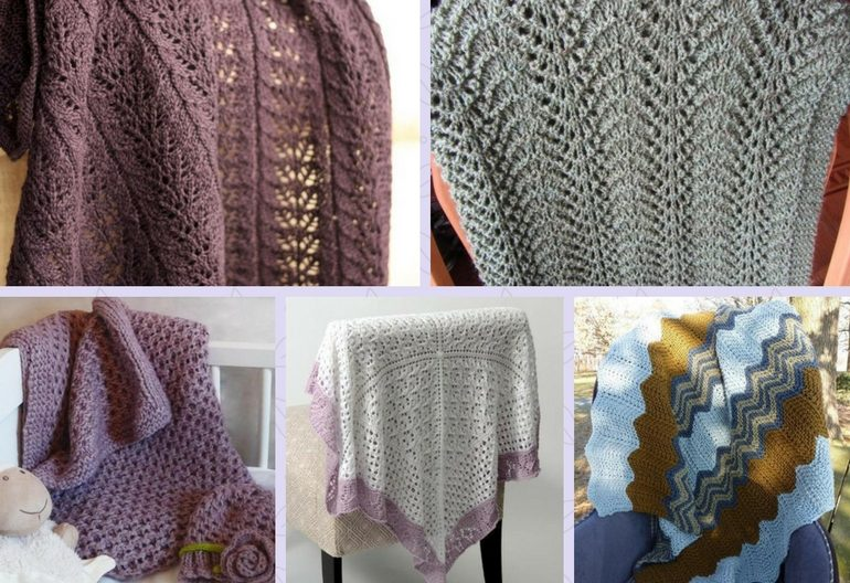 Free Knitting Patterns Blanket : 33+ Free Baby Blanket Knitting Patterns Knitting Women