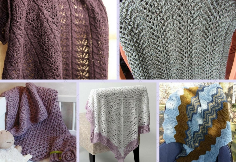 33+ Free Baby Blanket Knitting Patterns | Knitting Women