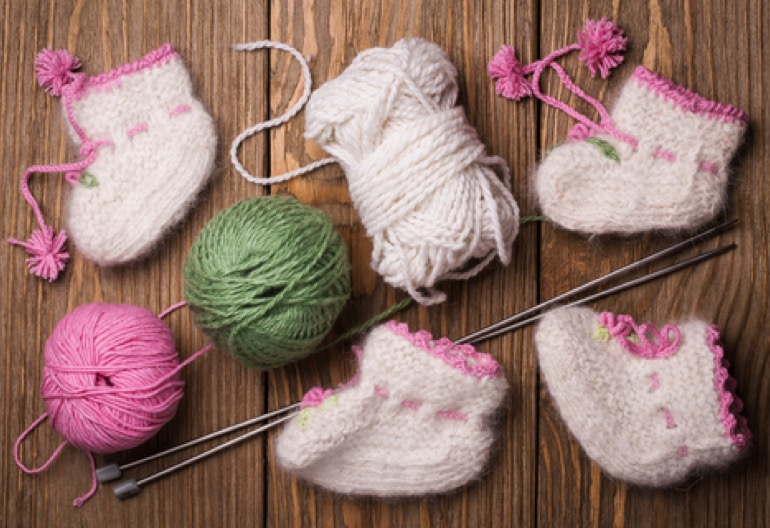 50+ Free Knitting Patterns for Baby Booties | Knitting Women