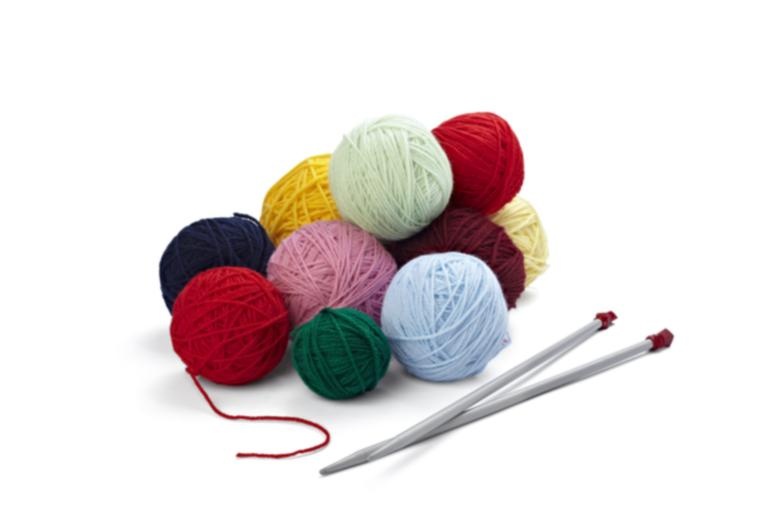 how to choose needles for knitting