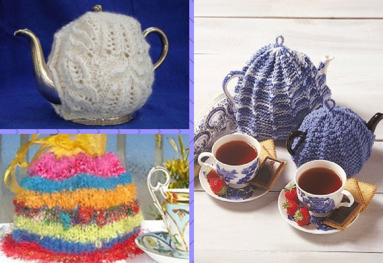 Free Teapot Cosy Knitting Pattern : 32+ Free Tea Cosy Knitting Patterns Knitting Women