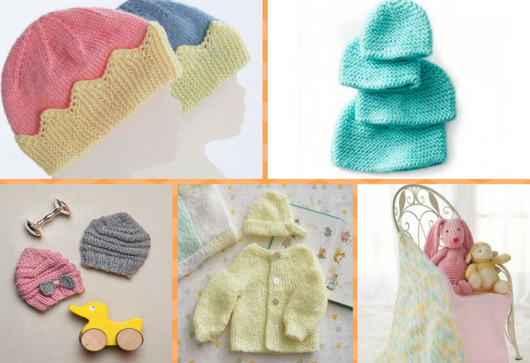 14a62a228 35+ Free Knitting Patterns For Preemie Babies