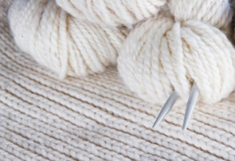 Knitting Cables Tips : Aran knitting is simple but sure doesn t look like it