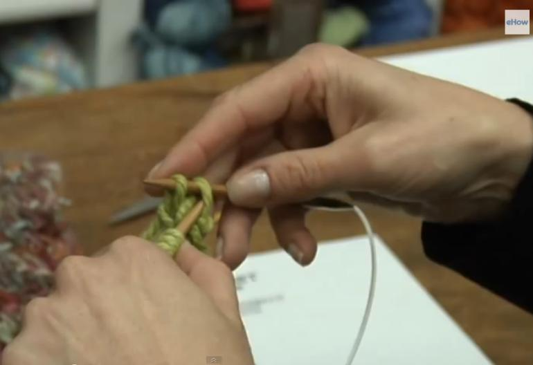 Knitting How To Cast Off Stitches : How to cast off in knitting women