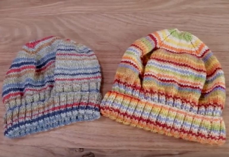 Top Tips For Knitting A Slouchy Beanie Knitting Women