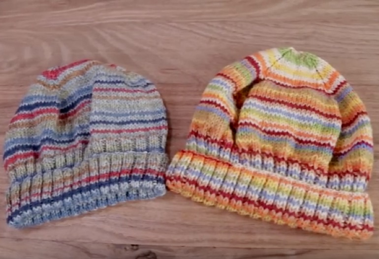 Tips For Knitting Quickly : Top tips for knitting a slouchy beanie women