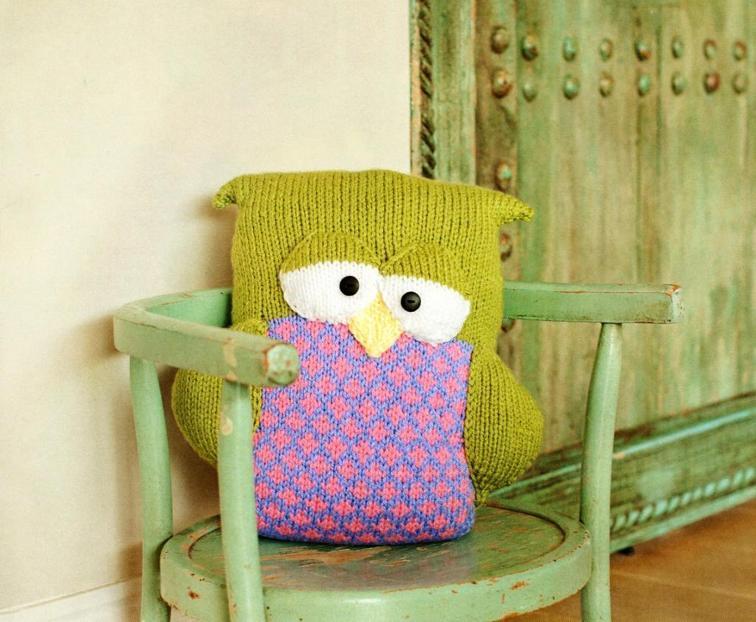 6 Favorite Pillow Cover Knitting Patterns Knitting Women