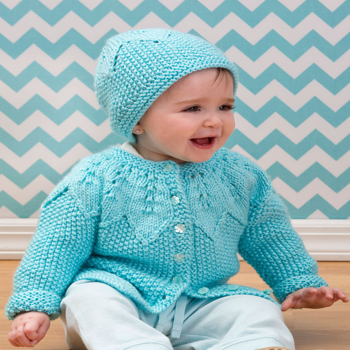7 Adorable Baby Cardigan Knitting Patterns (Free!) Knitting Women