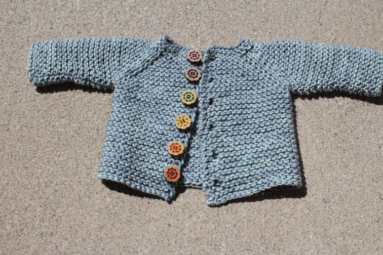 d1104099c 7 Adorable Baby Cardigan Knitting Patterns (Free!)