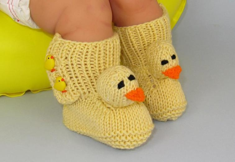 The Cutest Ever Baby Booties 11 Free Knitting Patterns Knitting Women