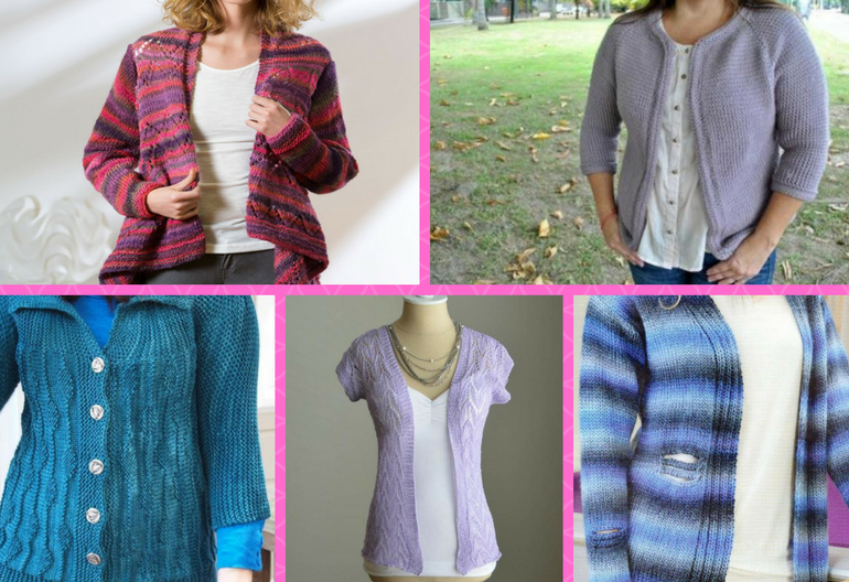 d6cc8d1a8 10 Gorgeous (and Free) Knitting Patterns for Women s Cardigans ...