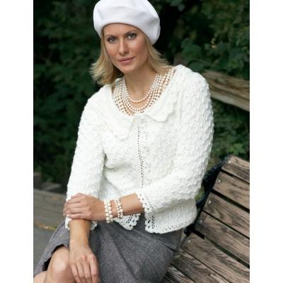 Free Knitting Pattern Ruffle Cardigan : 10 Gorgeous (and Free) Knitting Patterns for Womens Cardigans Knitting...