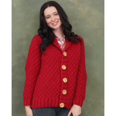 10 Gorgeous And Free Knitting Patterns For Womens Cardigans