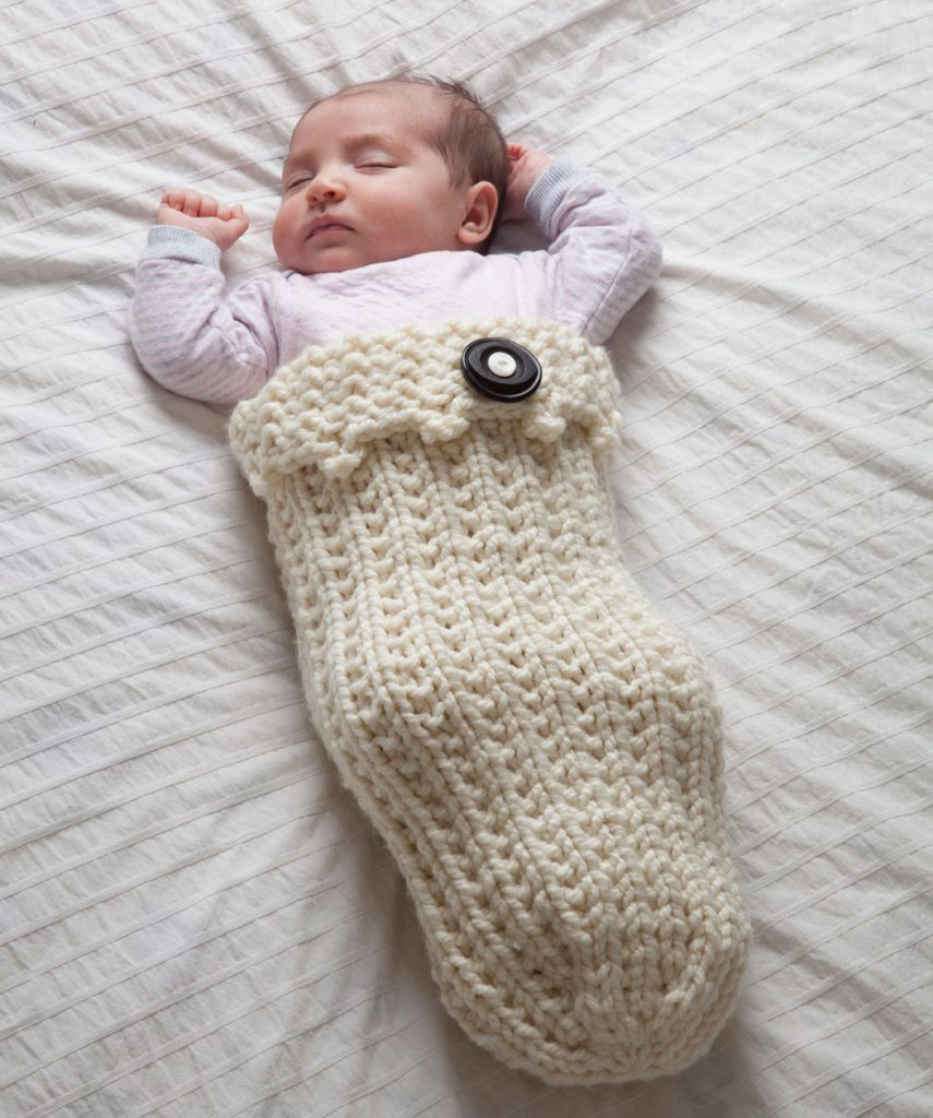 9 Most Precious Baby Cocoons (Including Free Knitting Patterns ...