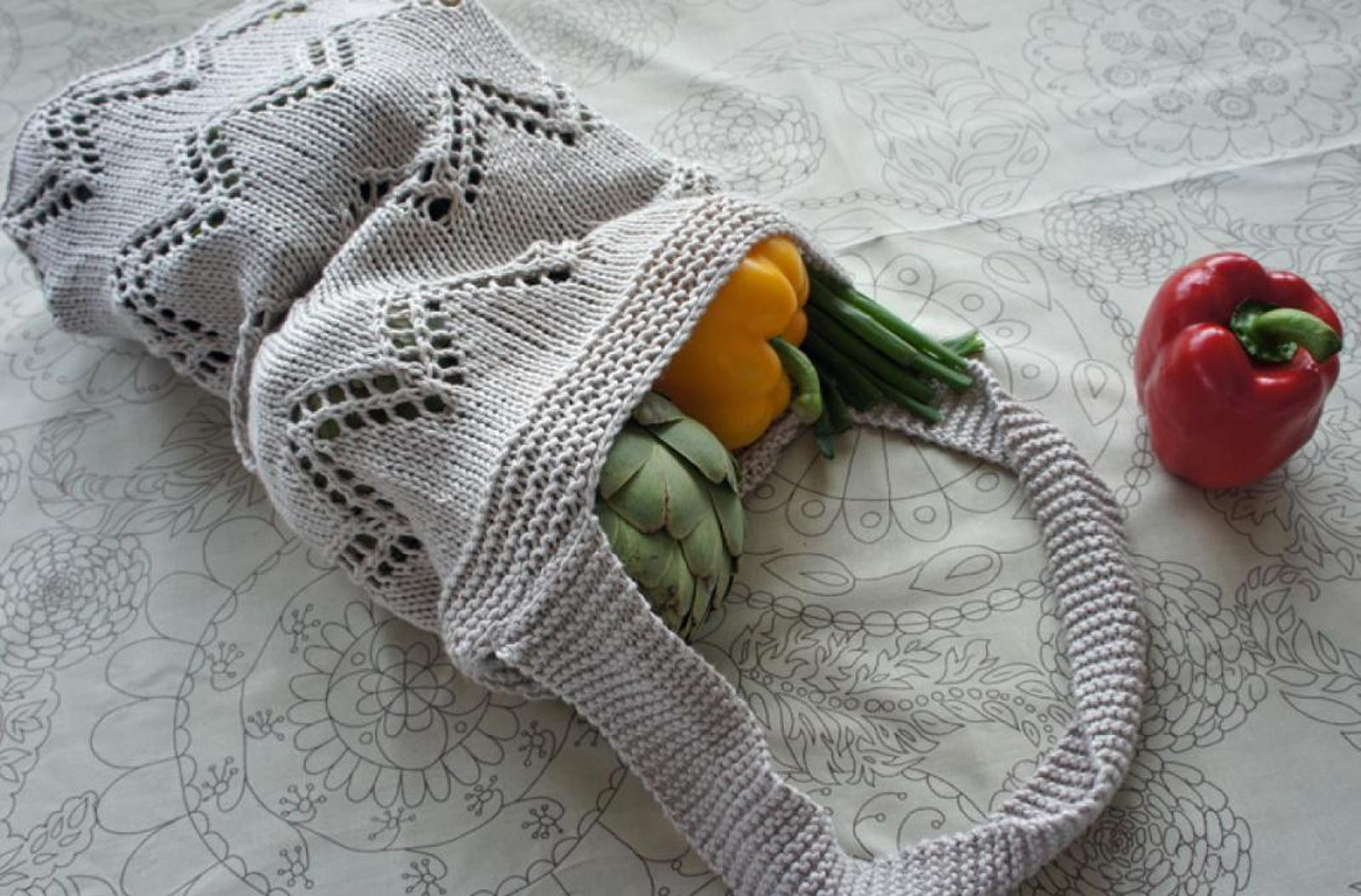 15 Stylish Bags and Totes to Knit (Free Patterns Included ...