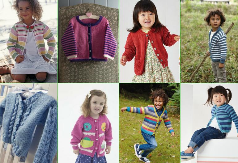 45 Free Baby Cardigan Knitting Patterns Knitting Women