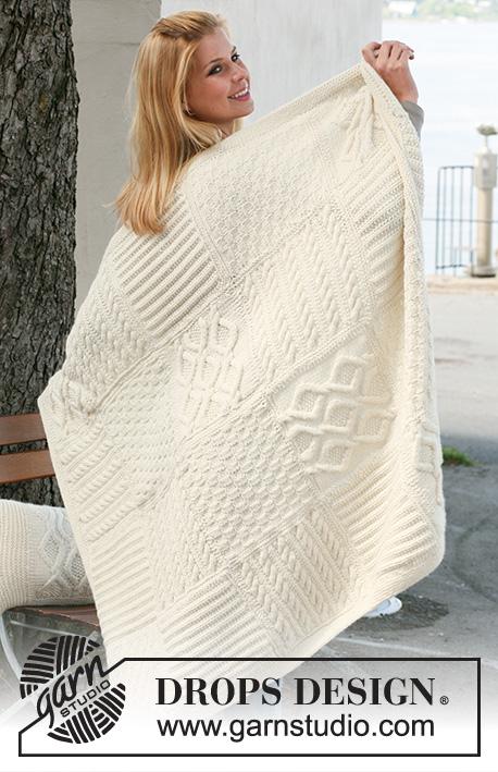 Warm Hug by DROPS Design