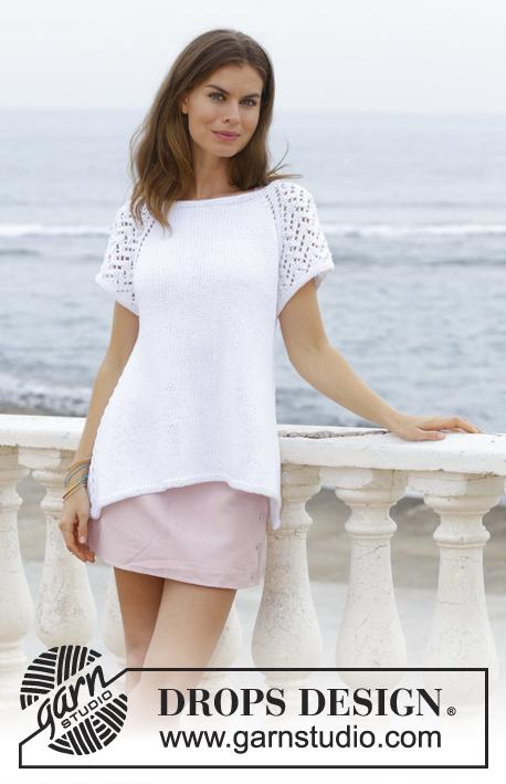 Summer Romance Knit Top